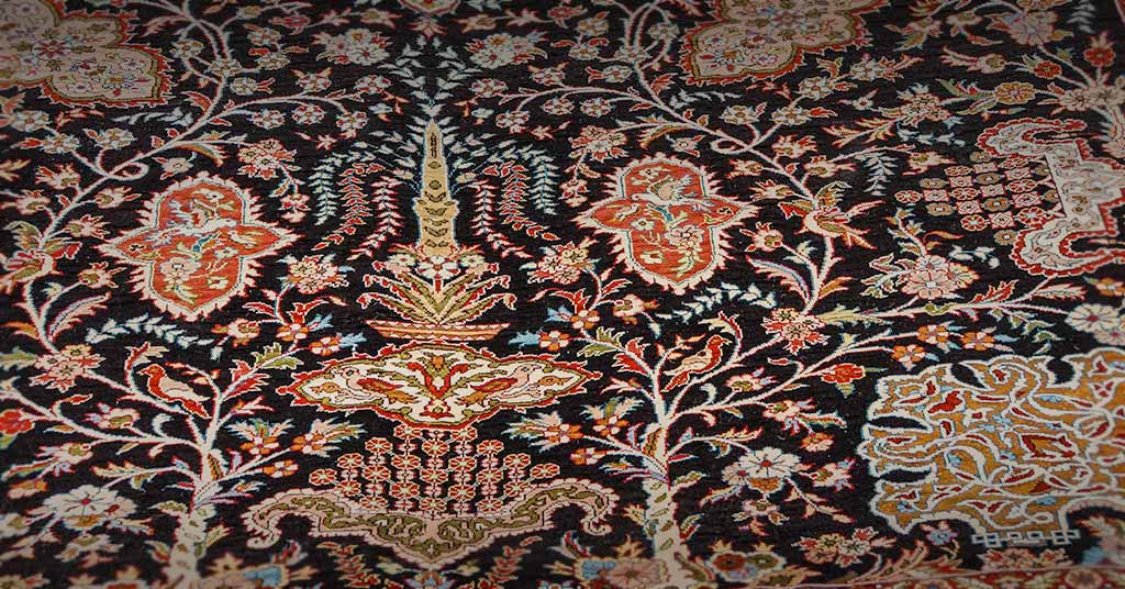 How To Clean Silk Carpets And Rugs Chelsea Cleaning