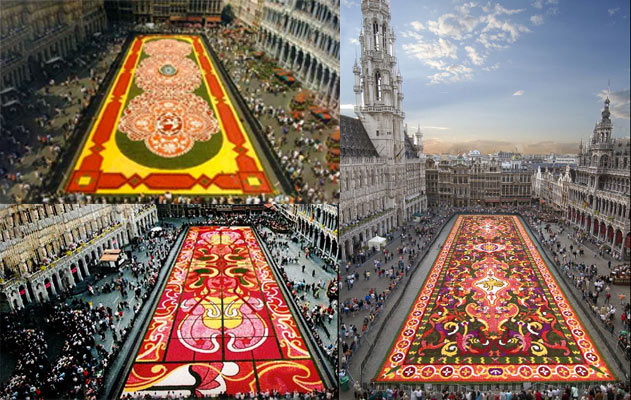 Flower Carpets