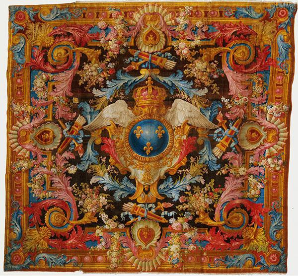 Louis XV Savonnerie Carpet