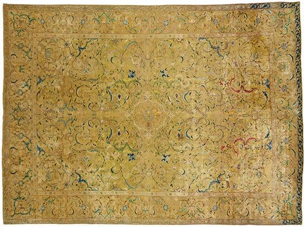 Doris Duke Isfahan Rug