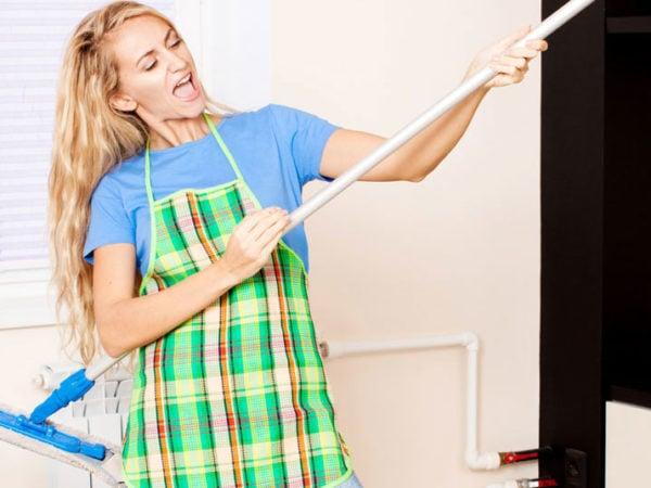 7 Ways to Make Cleaning Fun