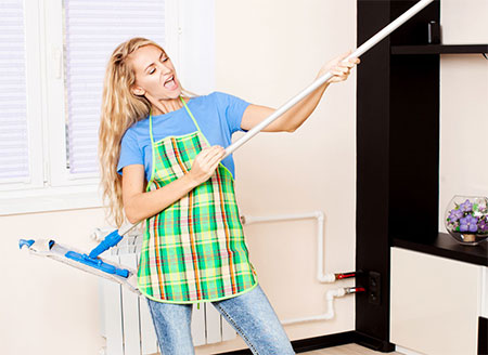 7 Ways to Make Cleaning Fun