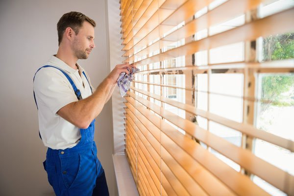 Top Tips for Cleaning Blinds