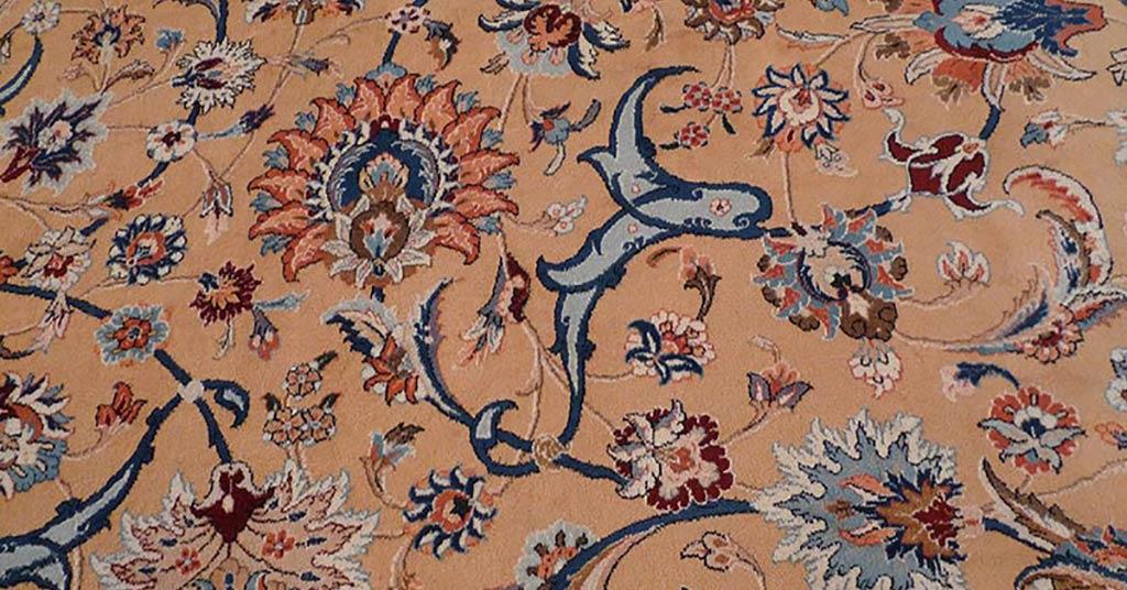 Carpet of Wonder beige colouring