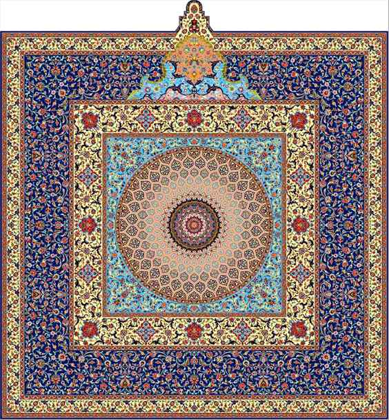Carpet of Wonder design