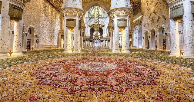 The World S Largest Carpet Chelsea Cleaning