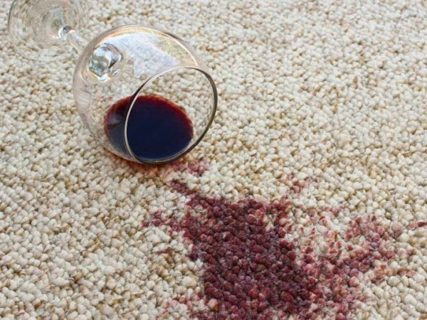 Getting Red Wine Out Of Carpets