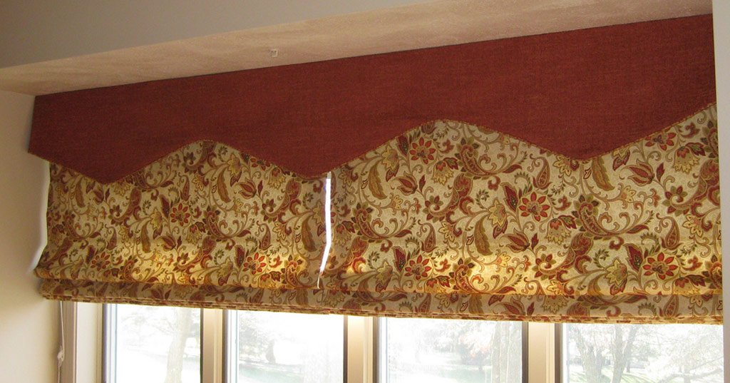 History of Roman Blinds