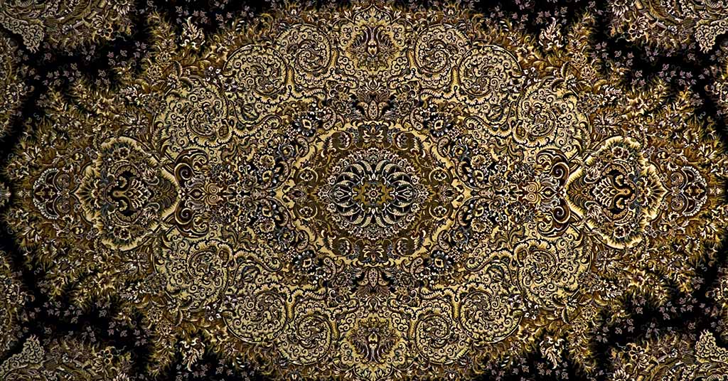 persian carpet design
