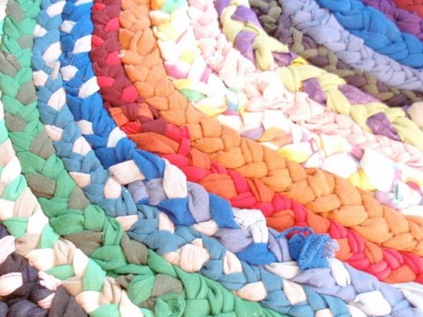 Creative and Quirky Ideas for Making Your Own Rugs