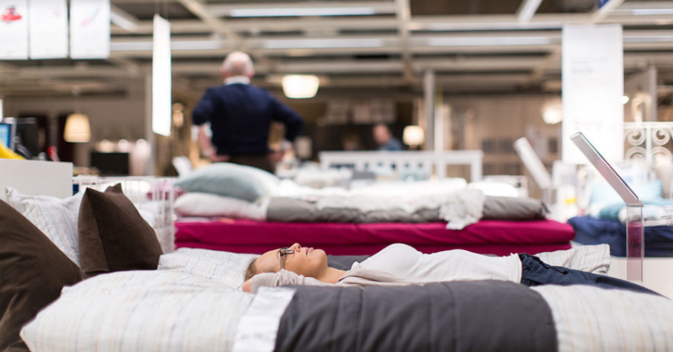 how to choose the best mattress shopping