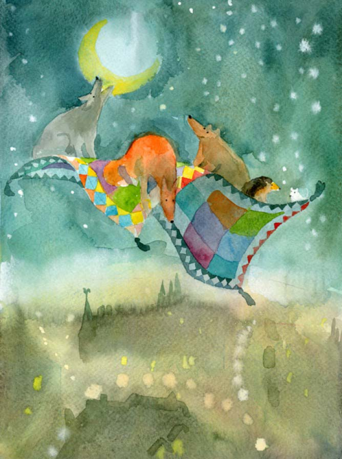 the magic carpet anna shuttleworth