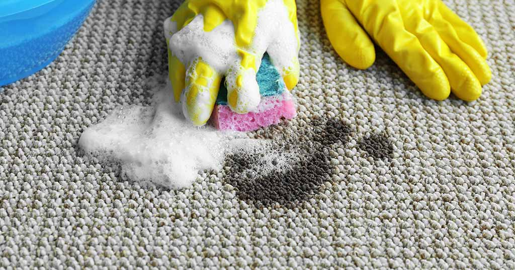 how to remove oil stains from carpet rug