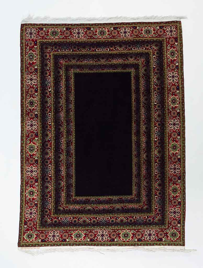 door of doors faig ahmed carpet art