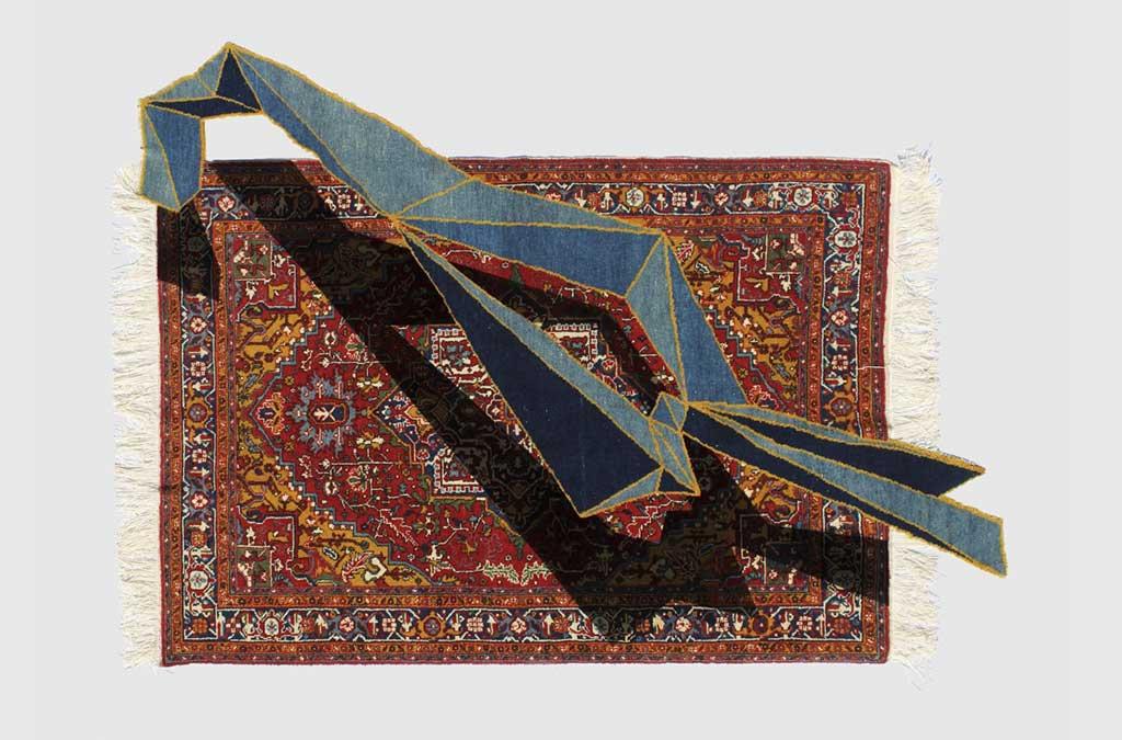 simurg faig ahmed carpet rug art
