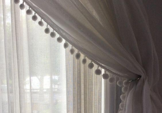 curtain embellishments
