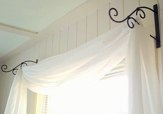 plant hangers fabric curtains