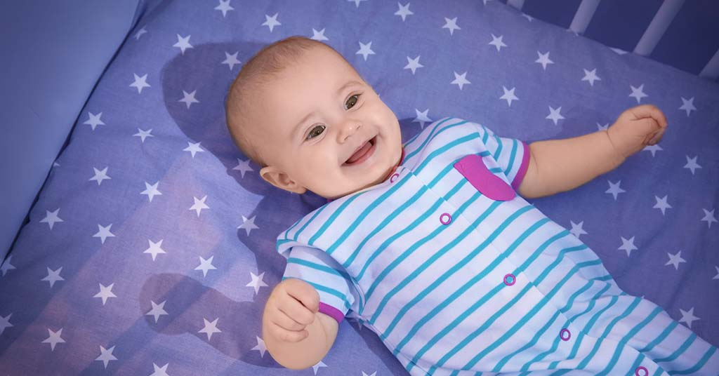 cleaning baby cot crib mattress