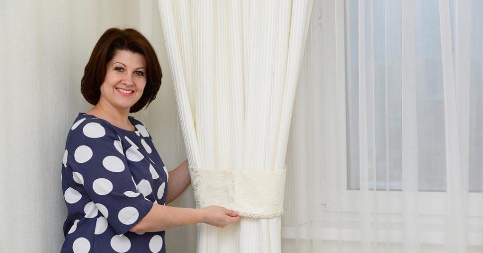 curtains bad idea clean home avoid